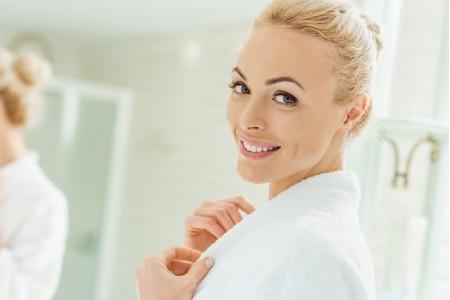 Уходовая косметика для лица - салон красоты у Вас дома.