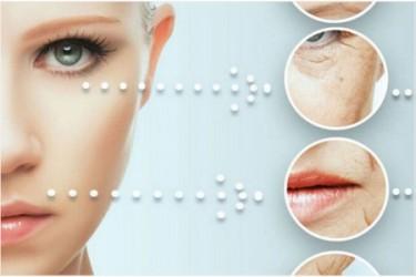 Виды и типы старения кожи лица.