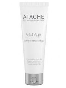 Крем дневной против морщин Wrinkle Attack Day с ретинолом, Atache, 50 мл - Эффект применения - ANTI-AGE