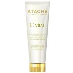 Увлажняющий антиоксидантный крем для норм/сухой кожи Hidroprotective and Antioxidant Cream Normal and Dry skin, 50 мл - Эффект применения - ANTI-AGE / УВЛАЖНЕНИЕ