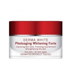 Крем выравнивающий тон кожи Photoaging Whitening Forte Cell Fusion C, 50 мл - Эффект применения - ANTI-AGE / ОСВЕТЛЯЮЩИЙ / ОТБЕЛИВАЮЩИЙ ЭФФЕКТ / УВЛАЖНЕНИЕ