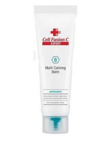 Многофункциональный успокаивающий бальзам Multi Calming Balm, Cell Fusion C (Expert), 20 мл - Эффект применения - ПИТАНИЕ / УСПОКАИВАЮЩИЙ ЭФФЕКТ