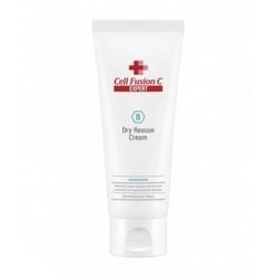 Влагосберегающий крем для сухой кожи Dry Rescue Cream Cell Fusion C, 100 мл - Эффект применения - УВЛАЖНЕНИЕ / УСПОКАИВАЮЩИЙ ЭФФЕКТ