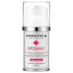 Эмульсия для стрессированной кожи с витамином К Endogen K Cell Fusion C, 50 мл - Эффект применения - АНТИ-КУПЕРОЗ / ВОССТАНОВЛЕНИЕ / УВЛАЖНЕНИЕ / УСПОКАИВАЮЩИЙ ЭФФЕКТ