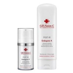Эмульсия для стрессированной кожи с витамином К Endogen K Cell Fusion C, 250 мл - Эффект применения - АНТИ-КУПЕРОЗ / ВОССТАНОВЛЕНИЕ / УВЛАЖНЕНИЕ / УСПОКАИВАЮЩИЙ ЭФФЕКТ