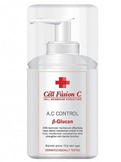 Иммуномодулирующая эмульсия для жирной кожи с β-глюканом B-glukan Cell Fusion C, 250 мл - с гиалуронкой и пептидами, купить с бесплатной доставкой по Москве.