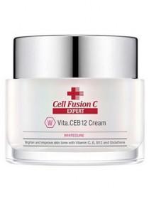 Крем Vita CEB12 Cream с комплексом витаминов Cell Fusion C, 50 мл - Эффект применения - ANTI-AGE / ОТБЕЛИВАНИЕ / ОСВЕТЛЕНИЕ