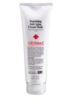 Anti-aging крем-маска Cream-mask Cell Fusion C, 250 мл - улучшает клеточное дыхание - купить с бесплатной доставкой по Москве.