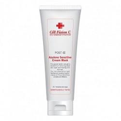 Азуленовая крем-маска для чувствительной и раздраженной кожи Azulen sensitive cream-mask Cell Fusion C, 250 мл - Эффект применения - УВЛАЖНЕНИЕ / УСПОКАИВАЮЩИЙ ЭФФЕКТ