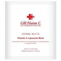 Липосомальная увлажняющая маска с витамином С, Vitamin Liposome Mask Cell Fusion C, 25 гр х 5 шт - Эффект применения - ANTI-AGE / ОСВЕТЛЕНИЕ / ОТБЕЛИВАНИЕ / УВЛАЖНЕНИЕ