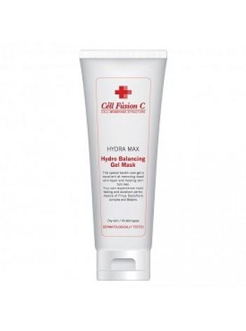 Маска - гидробаланс для обезвоженной кожи Hydro balancing gel mask Cell Fusion C, 250 мл - купить с бесплатной доставкой по Москве.