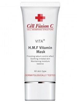 Увлажняющая антиоксидантная крем-маска с осветляющим эффектом HMF Vitamin Cream Mask Cell Fusion C - с бесплатной доставкой по Москве.