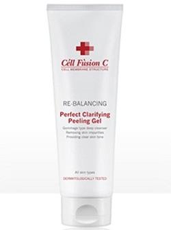 Очищающий пилинговый гель Perfect clarifying peeling Cell Fusion C, 250 мл - с бесплатной доставкой по Москве.