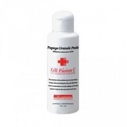 Очищающий энзимный пилинг Papaya Granule Peels Cell Fusion C, 50 гр - Эффект применения - ОТШЕЛУШИВАНИЕ / УВЛАЖНЕНИЕ