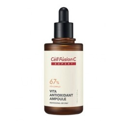 Vita Antioxidant ampoule Сыворотка антиоксидантная Cell Fusion C, 100 мл - Эффект применения – ANTI-AGE / ОТБЕЛИВАНИЕ / ОСВЕТЛЕНИЕ / УВЛАЖНЕНИЕ