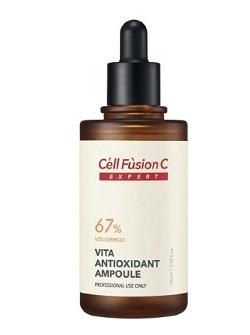 Сыворотка антиоксидантная омолаживающая Vita Antioxidant ampoule Cell Fusion C, 100 мл - купить с бесплатной доставкой по Москве.