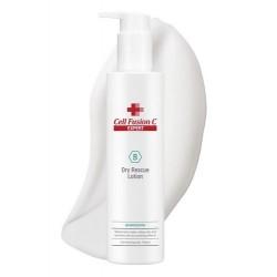 Влагосберегающий лосьон для экстра-сухой кожи Dry Rescue Lotion Cell Fusion C, 200 мл - Эффект применения - ТОНИЗИРОВАНИЕ / УВЛАЖНЕНИЕ / УСПОКАИВАЮЩИЙ ЭФФЕКТ