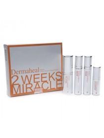 Набор Омоложение за 2 недели (Дермахил) - 2 Weeks Miracle Anti-Aging Dermaheal - Средства от морщин на лице - 4 препарата - Эффект применения ANTI-AGE