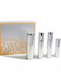 Набор Сияние за 2 недели Дермахил - 2 Weeks Miracle Rise Shine Anti-Pigmentation Set Dermaheal - Средства от пигментации и для осветления, 4 средства - Эффект применения ANTI-AGE / ОТБЕЛИВАНИЕ / ОСВЕТЛЕНИЕ