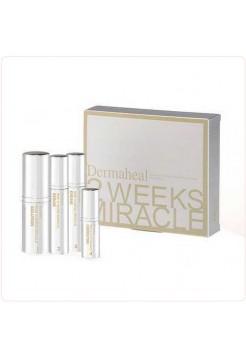 Набор Сияние за 2 недели - 2 Weeks Miracle Rise Shine Anti-Pigmentation Set - Средства от пигментации и для осветления кожи лица, Dermaheal (Дермахил), 4 препарата - Эффект применения ANTI-AGE / ОТБЕЛИВАНИЕ / ОСВЕТЛЕНИЕ