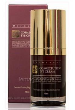 Крем для век Интенсив Дермахил, Cosmeceutical Eye Cream Dermaheal, 15 мл - Эффект применения ANTI-AGE / СНЯТИЕ ОТЕКОВ И ОСВЕТЛЕНИЕ ТЕМНЫХ КРУГОВ
