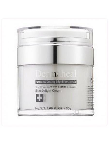 Крем для лица осветляющий - Skin Delight Cream, Dermaheal (Дермахил), 40 мл - Эффект применения - ANTI-AGE / ОСВЕТЛЕНИЕ / ОТБЕЛИВАНИЕ