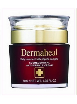 Омолаживающий крем для лица - Cosmeceutical Anti-Wrinkle Cream, Дермахил, с бесплатной доставкой по Москве.