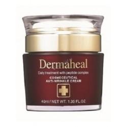 Омолаживающий крем для лица - Cosmeceutical Anti-Wrinkle Cream, Dermaheal (Дермахил), 40 мл - Эффект применения - ANTI-AGE