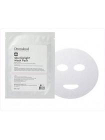 Маска для лица осветляющая Дермахил, Skin Delight Mask Pack Dermaheal, 22 гр - Эффект применения ANTI-AGE / ОСВЕТЛЕНИЕ / ОТБЕЛИВАНИЕ