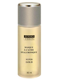 Омолаживающая маска с гиалуроновой кислотой SUPER GOLD, Kosmoteros, бесплатная доставка по Москве.