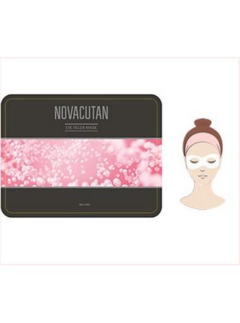 Блефаромаска-филлер для век (набор) - Eye Filler Mask Pack, NOVACUTAN (Новакутан),12 гр х 5шт - устраняет морщины, отеки и темные круги - купить с бесплатной доставкой по Москве.