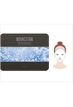 Маска-филлер для лица (набор) - Full Face Filler Mask Pack, NOVACUTAN (Новакутан), 25 гр х 5шт - Эффект применения - ANTI-AGE / ЛИФТИНГ / УВЛАЖНЕНИЕ