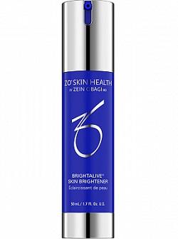 Брайталайв Крем для выравнивания тона кожи Brightalive ZO Skin Health (Obagi), 50 мл - бесплатная доставка по Москве.