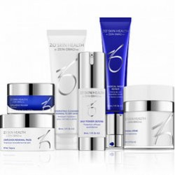 Набор – Агрессивная антивозрастная программа (фаза 3) ZO Skin Health, Obagi (Обаджи), 6 средств - Эффект применения ANTI-AGE / ОТШЕЛУШИВАНИЕ / УВЛАЖНЕНИЕ