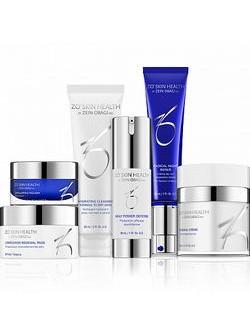 Агрессивная антивозрастная программа - набор (фаза 3) ZO Skin Health, Obagi (Обаджи), 5 средств с бесплатной доставкой по Москве.