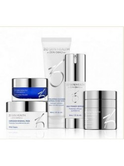 Антивозрастная программа - набор (фаза 2) ZO Skin Health, Obagi (Обаджи), 5 средств с бесплатной доставкой по Москве.