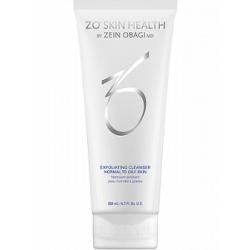 Отшелушивающее очищающее средство Exfoliating Cleanser ZO Skin Health Obagi, 200 мл - Эффект применения - ОТШЕЛУШИВАНИЕ / ОЧИЩЕНИЕ