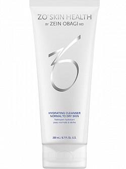 Очищающее средство с увлажняющим действием Обаджи Hydrating Cleanser ZO Skin Health Obagi (Обаджи)i, 200 мл, гиалуроновая кислота и пептиды, бесплатная доставка по Москве.