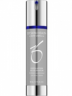 Средство для активного отшелушивания 10 % AHA Exfoliation Accelerator ZO Skin Health (Obagi) 50 мл - бесплатная доставка по Москве.