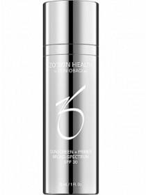Основа под макияж с солнцезащитным экраном SPF30 (SUNSCREEN + PRIMER SPF30), ZO Skin Health (Obagi), 30 мл - Эффект применения - ANTI-AGE / СОЛНЦЕЗАЩИТНЫЙ