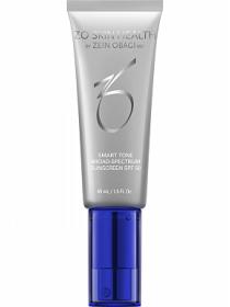 Тональный крем Умный цвет с SPF50, Smart Tone ZO Skin Health (Obagi), 45 мл - Эффект применения – ANTI-AGE / СОЛНЦЕЗАЩИТНЫЙ / ТОНАЛЬНЫЙ