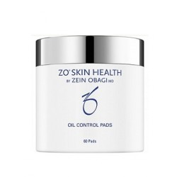 Салфетки для контроля за секрецией себума Oil Control Pads ZO Skin Health (Obagi), 60 шт - Эффект применения - ОТШЕЛУШИВАНИЕ / ПРОТИВОВОСПАЛИТЕЛЬНЫЙ / СЕБОРЕГУЛИРУЮЩИЙ / ТОНИЗИРОВАНИЕ