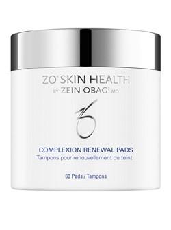 Салфетки для обновления кожи Обаджи Complexion Renewal pads, ZO Skin Health Obagi, обновляют эпидермис, бесплатная доставка по Москве.