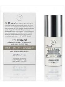 Крем для век, Eye C Cream, Renophase, 20 мл - Эффект применения ANTI-AGE / СНЯТИЕ ОТЕКОВ И ОСВЕТЛЕНИЕ ТЕМНЫХ КРУГОВ
