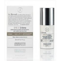 Eye C Cream Renophase, Крем для век с витамином С, 20 мл - Эффект применения ANTI-AGE / СНЯТИЕ ОТЕКОВ И ОСВЕТЛЕНИЕ ТЕМНЫХ КРУГОВ