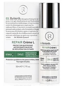 Восстанавливающий Крем Л REPAIR Creme L Renophase, 50 мл, крем с антиоксидантами и фитоэстрогенами, купить с бесплатной доставкой по Москве.