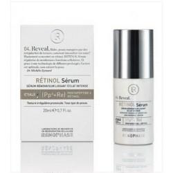 Антивозрастная сыворотка с ретинолом Ренофаз Retinol Serum Renophase, 20 мл - Эффект применения - ANTI-AGE / ОСВЕТЛЕНИЕ / ОТБЕЛИВАНИЕ