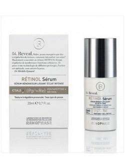 Retinol Serum Renophase, Антивозрастная сыворотка с ретинолом, 20 мл, сыворотка с содержанием пептидов с бесплатной доставкой по Москве.
