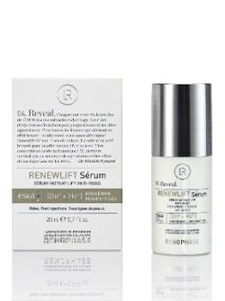 Сыворотка Реньюлифт RENEWLIFT Serum Renophase, антивозрастная сыворотка для лица с пептидами и фитоэстрогенами, купить с бесплатной доставкой по Москве.