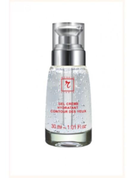 Увлажняющий крем-гель для кожи вокруг глаз, Revolution studio, 30 мл. - Эффект применения - УВЛАЖНЕНИЕ